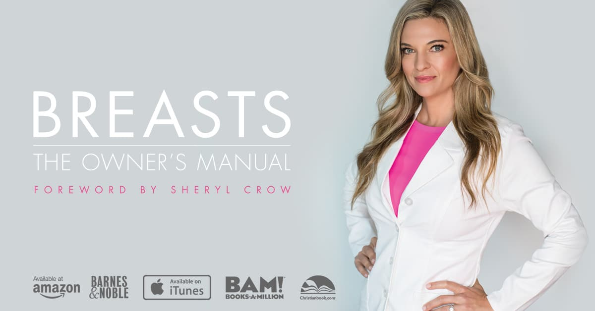 Breasts The Owner S Manual By Dr Kristi Funk Pink