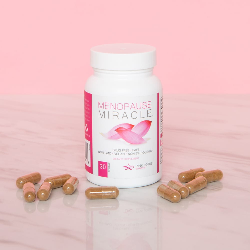 Menopause Miracle™ - Fast, Natural & Clinically Proven Relief