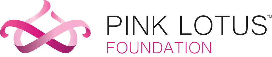pink lotus foundation logo in color