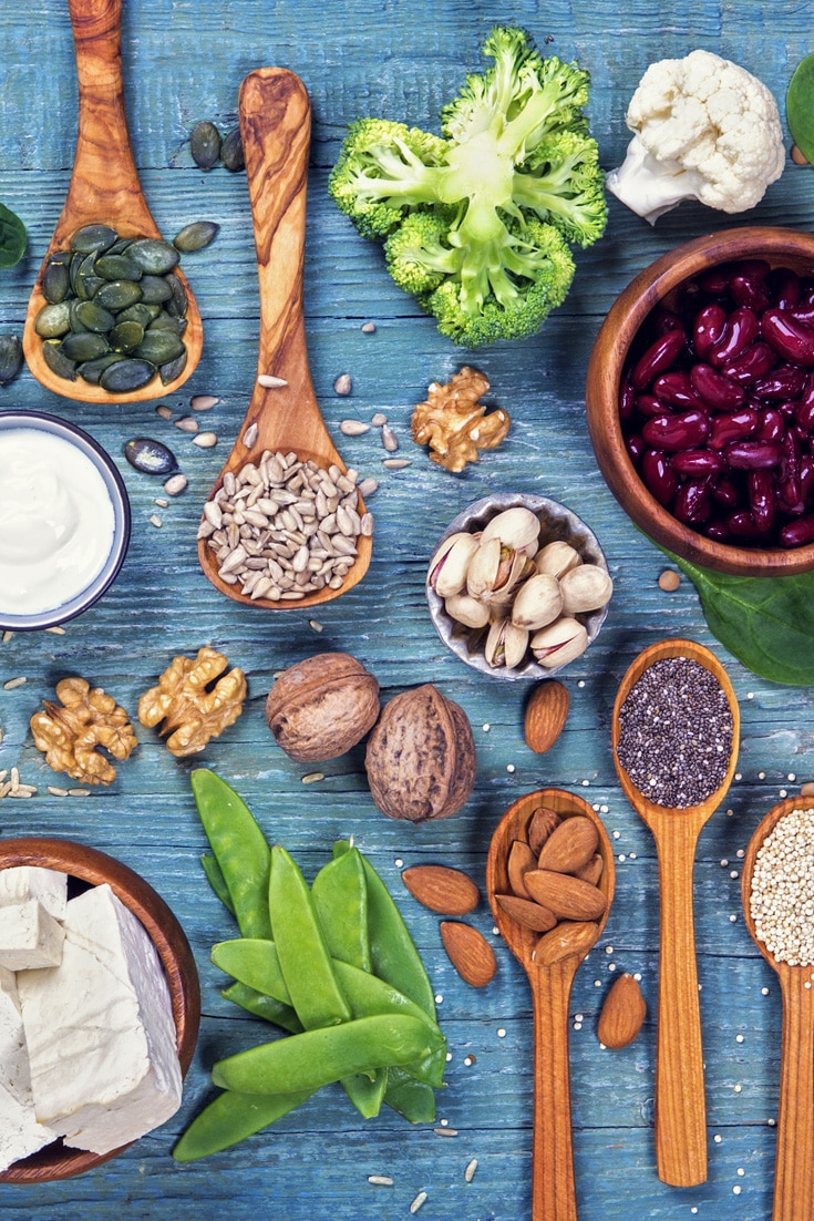 Don't think you'll get enough protein on the vegan diet? Worried that soy consumption increases your risk of #breastcancer or recurrence? Read more about the common vegan diet misconceptions, and why they are wrong.