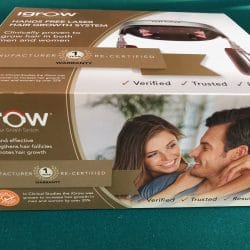 iGrow Laser Hair Growth Helmet: Restoration & Regrowth Treatment System for Hair Loss
