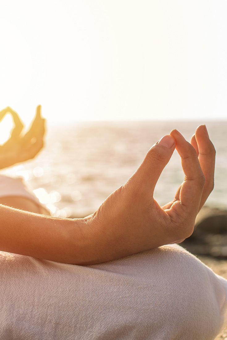 Research suggests that mindfulness makes a profound difference for #breastcancer patients and survivors, both physically and mentally.