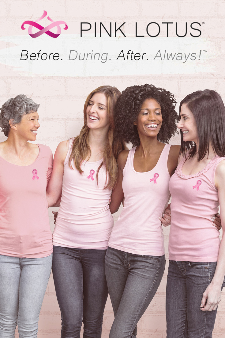 Pink Lotus is a multi-faceted and progressive women's health organization with a primary focus on breast cancer.