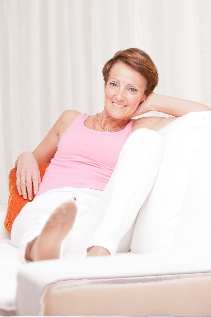 Breast cancer may make you feel and look horrible, but with time, you can learn to love your body again after #breastcancer.