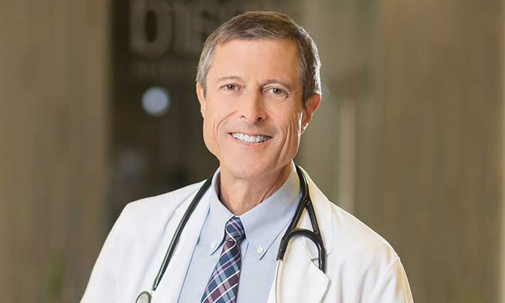 dr neal barnard is a guest on cancer-kicking powwow podcast