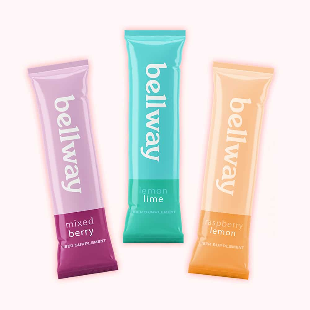 bellway natural fiber pouches in all flavors