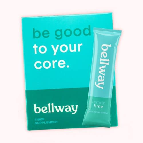 bellway lemon lime flavor box and pouch