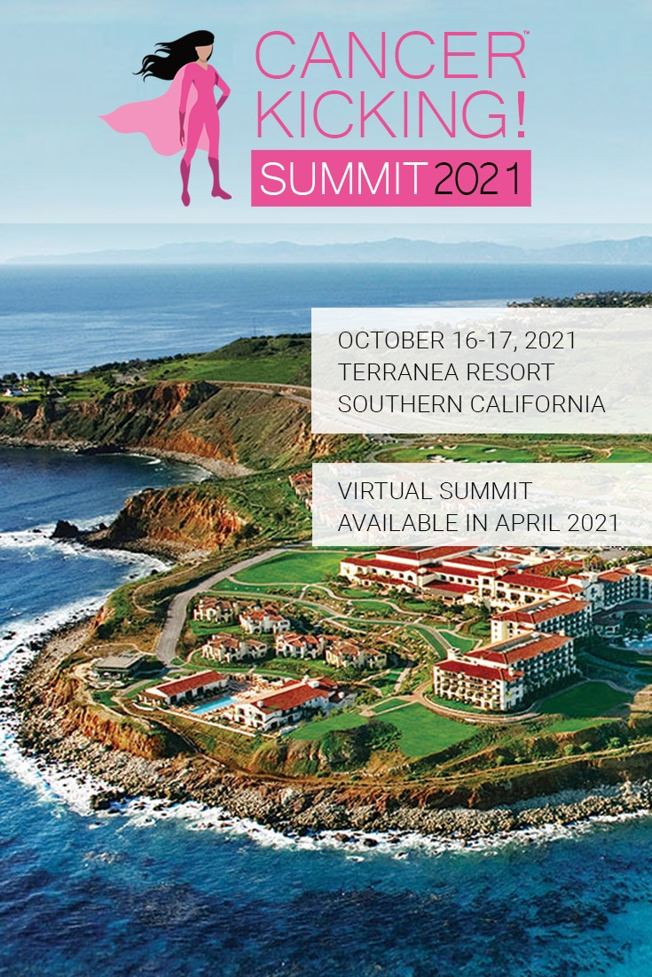 cancer kicking summit 2021 view of terranea resort